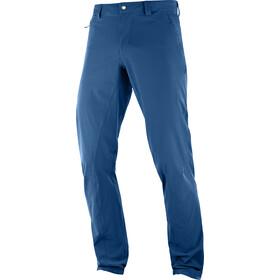 Salomon Wayfarer Alpine Pantalones Hombre, poseidon